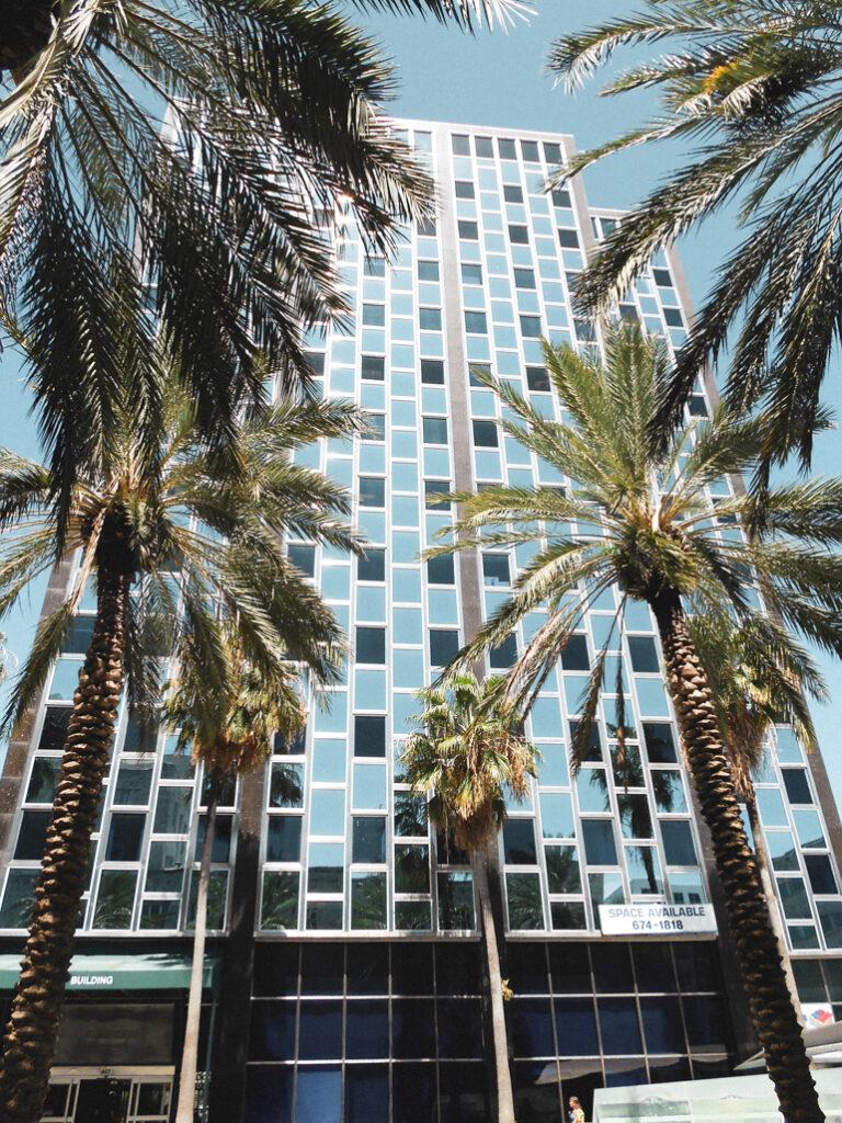 Financial disctrict Miami, Brickell Avenue Miami