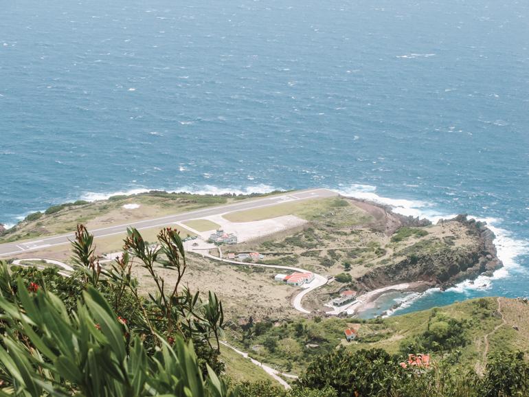 Vliegveld van Saba