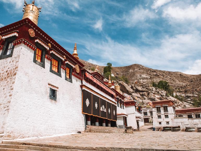 Tibetaanse klooster