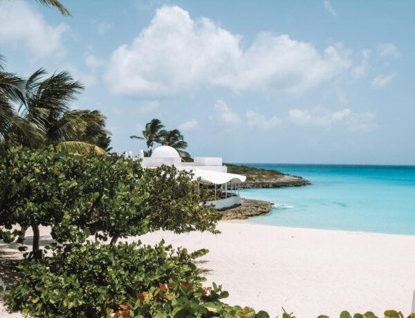 Shoal Bay Beach in Anguilla