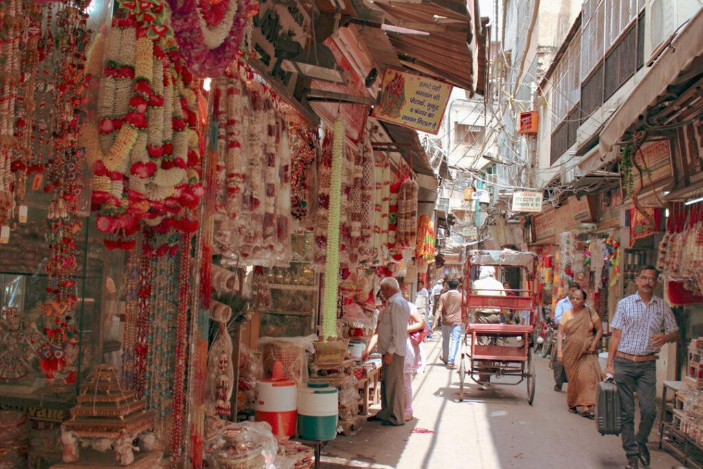 Chandni Chowk smalle straat, 24-uur-in-Delhi-YourTravelReporter.nl