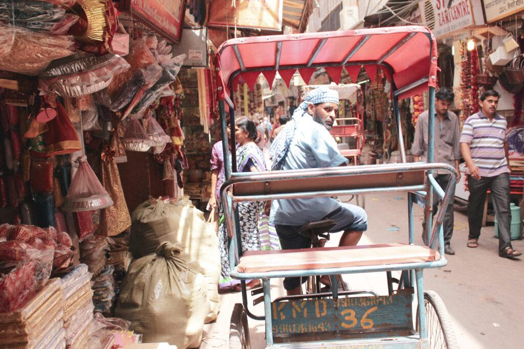 24 uur in Delhi YourTravelReporter.nl Header