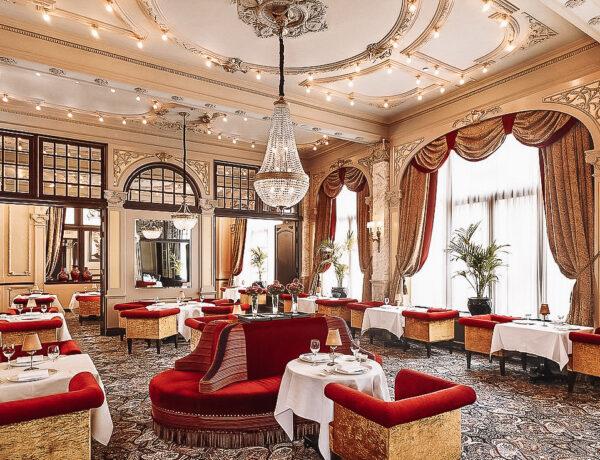 Het restaurant Hotel-Des-Indes-Den-Haag-YourTravelReporter.nl