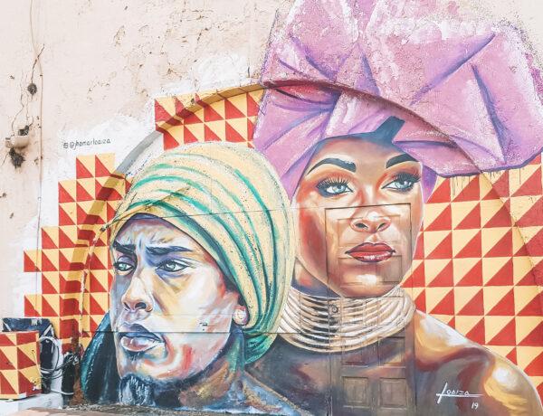Street art van kunstenaar Jhomar Loaiza, Kunst en cultuur de beste street art van Curaçao YourTravelReporter.nl 10