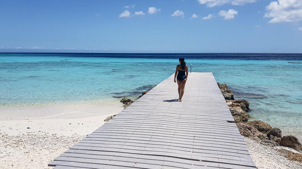 Playa Porto Marie, de mooiste stranden van Curaçao YourTravelReporter.nl