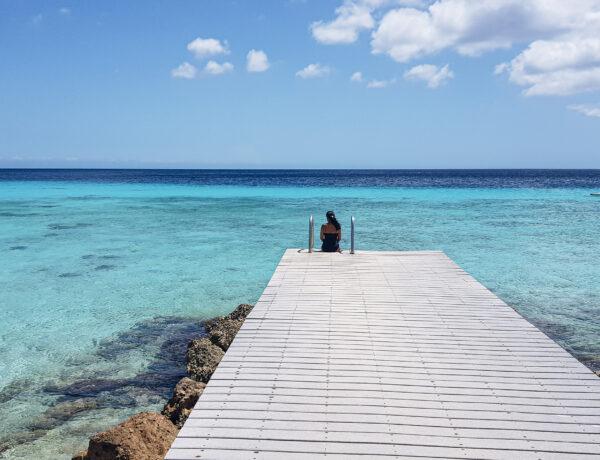 Playa Porto Marie, Mooiste stranden van Curaçao YourTravelReporter.nl