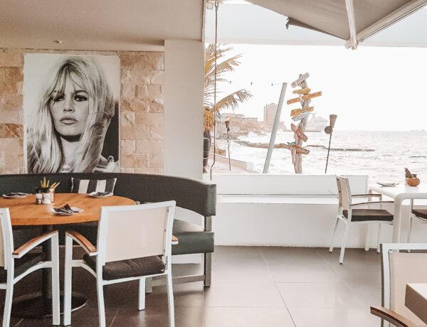 Saint Tropez Oceanclub Restaurant in Willemstad, Vegetarisch eten op Curaçao YourTravelReporter.nl