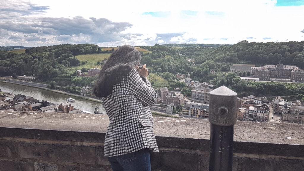 Het uitzicht vanaf de Citadel, Dinant-Tips-voor-de-leukste-bezienswaardigheden-YourTravelReporter.nl